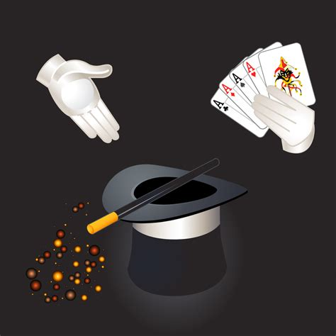 magic tricks artists paint brushes and cooling sports towel