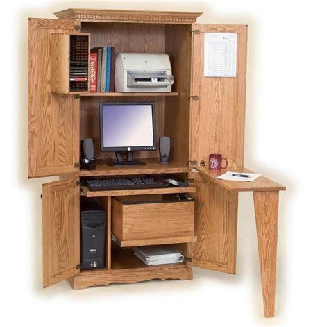 Corner Armoire Desk Ikea Corner Computer Desk Armoire Corner Computer Armoire Desk Soapp Culture