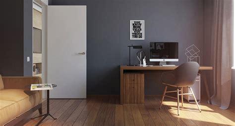 imagenes estudios minimalistas zona de estudio y de trabajo en casa