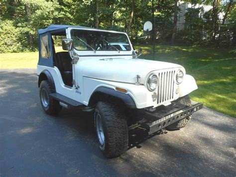old jeep wrangler 1980 1980 jeep cj5 for sale classiccars com cc 1019683
