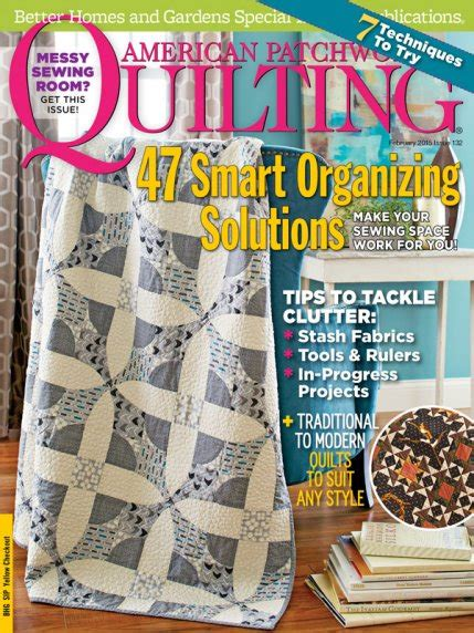 American Patchwork And Quilting Quilt Sler - american patchwork quilting february 2015