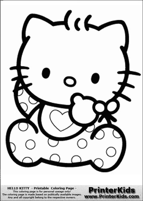 hello kitty and minnie mouse coloring pages hello kitty dancing coloring pages kids coloring page