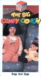 the big comfy bug and hugs loonette