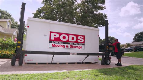 in pods what to expect when you use pods