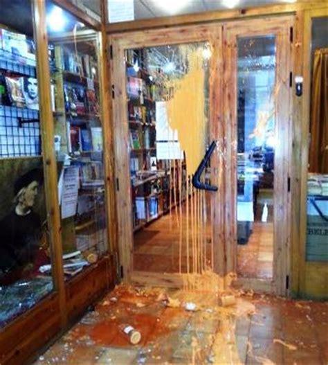 libreria europa barcellona assaltata la libreria europa di pedro varela
