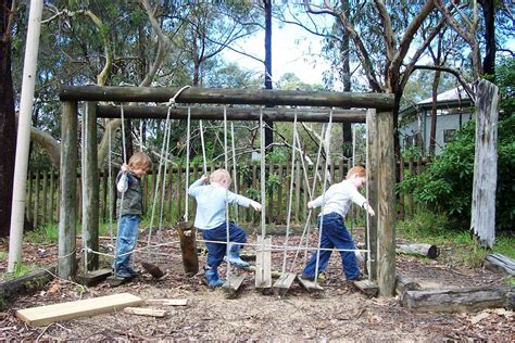 play backyard let the children play how to create a natural outdoor