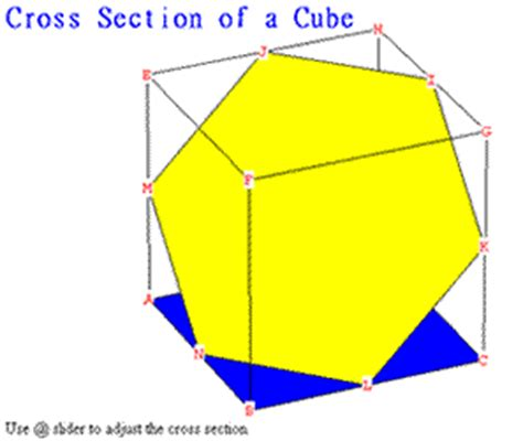 cross sections of a cube a 4 1 5 index of wingeom 3d files