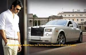 How Much Are Rolls Royce Shares Worth Prabhas Owns Brand New Car Rolls Royce Phantom Worth 8 Crores