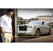Prabhas Owns Brand New Car Rolls Royce Phantom Worth 8 Crores