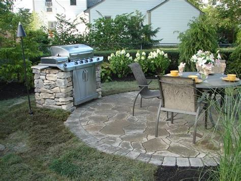 Outdoor Patio Grill Designs Outdoor Kitchen Designs Ideas Landscaping Network