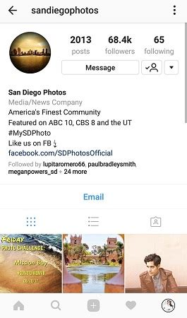 bio instagram style deciding what information to include in your business s