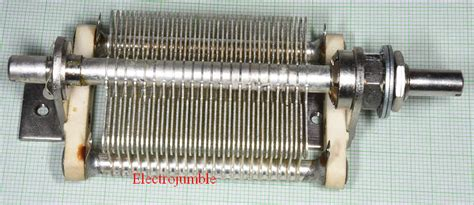 variable capacitor shaft extension variable capacitor shaft extension 28 images air variable capacitor millen malden mass u s a