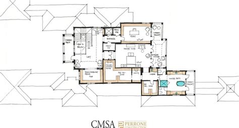 floor plans homes of the rich