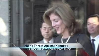 reports japan investigating threats against ambassador reports death threats against amb caroline one news