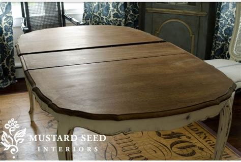 refinishing dining room table dining room table refinish home decor pinterest
