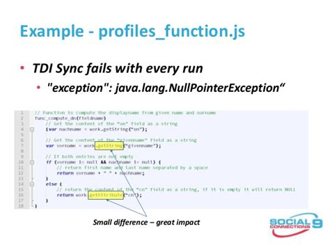 tutorial java lang making your user happy how to create a perfect profile