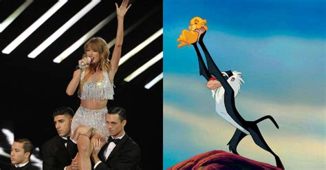 Circle Of Life Taylor Swift Mashup | lion king mixed with taylor swift s out of the woods