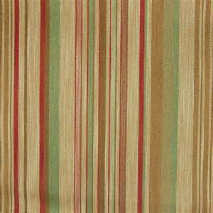 Southwest Upholstery Antique Red Stripe Upholstery Fabric