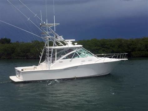 fishing boat picture 94 2006 used cabo express sports fishing boat for sale