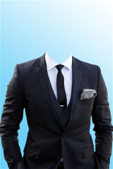 suit template with half length passport passport size photo with blazer www pixshark