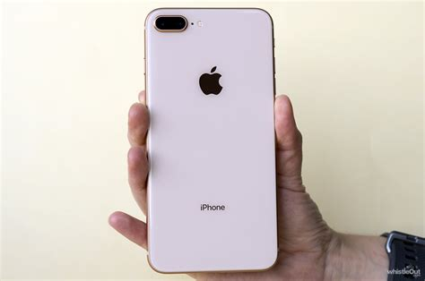 apple iphone 8 plus review whistleout