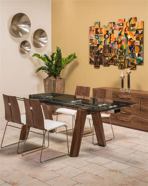 valencia dining set modern dining room miami by el