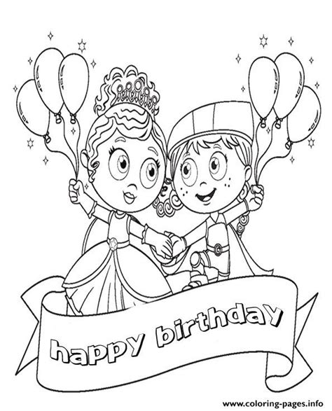 disney happy birthday coloring page happy birthday disney cartoonf9f2 coloring pages printable