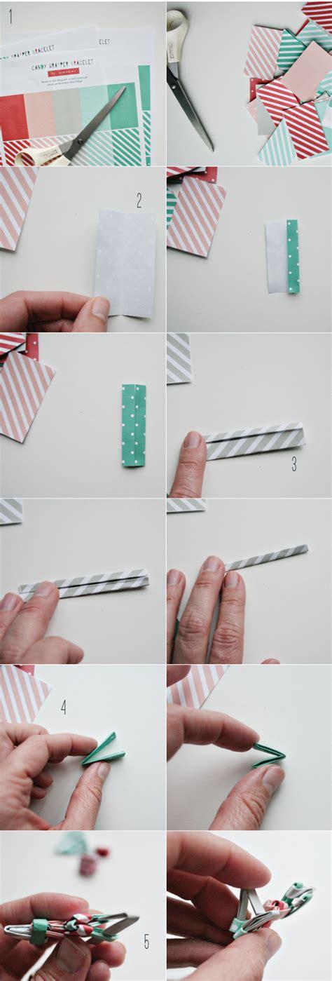 throwback candy wrapper bracelet   RAE ANN KELLY