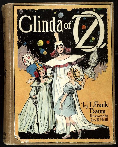 witch friend books glinda the witch