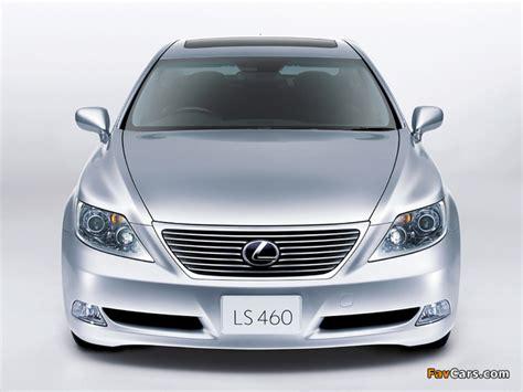 Lexus Ls 480 by Lexus Ls 460 Jp Spec Usf40 2006 08 Wallpapers 640x480