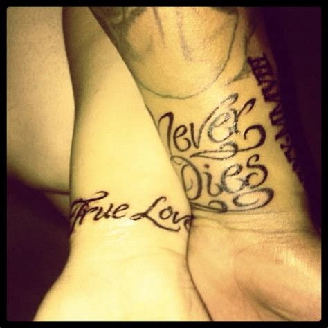 true never dies tattoos true