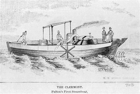 who invented the boat first steamboat invented popflyboys