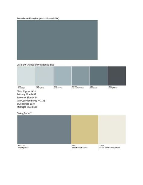 benjamin providence blue 1636 blue teal gray wall color with warm yellow accent