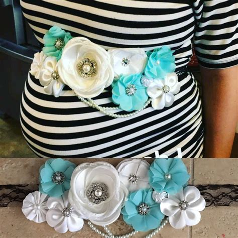 Sash For Baby Shower by Baby Shower Belly Sash Diy Baby Shower Ideas How To