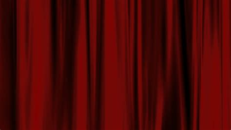 deep red curtains classic deep red 3d curtain moving slow with vignette