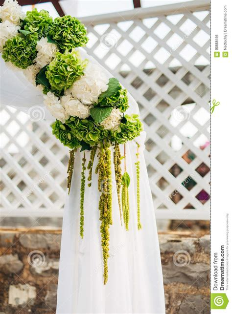 Beautiful Wedding Flower Arrangements by Beautiful Wedding Flower Arrangement Stock Photo Image