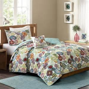 better homes and gardens quilt sets better homes and gardens paisley quilt set