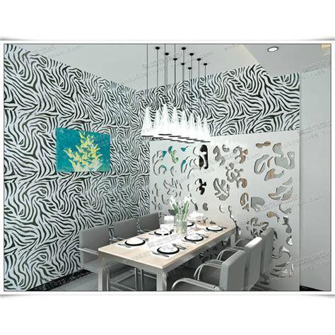 wide wallpaper home decor new sticker wide 5 meter zebra stripe print wallpaper self