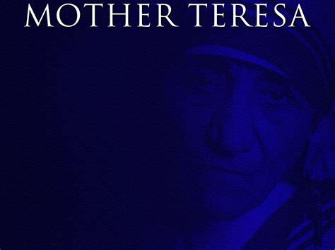 biography of mother teresa ppt famous people mother teresa powerpoint template adobe