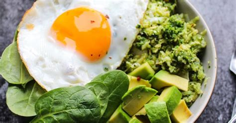 healthy paleo breakfast ideas popsugar fitness