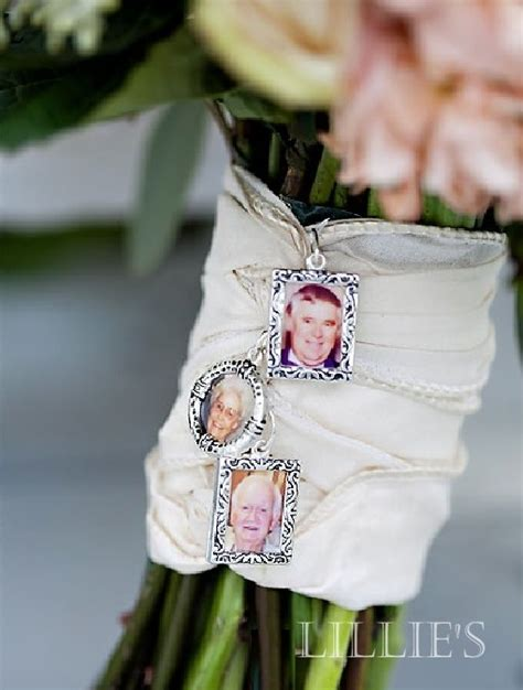 Wedding Bouquet Picture Charm by Help Me Find These Bouquet Photo Charms Weddingbee