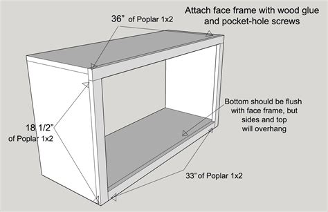 how to build a cabinet base frame how to build a custom cabinet base for a bookcase