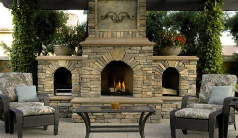 eldorado outdoor fireplace outdoor spaces eldorado