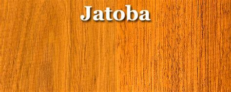 Hearne Hardwoods stocks jatoba lumber. We carry jatoba