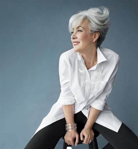 older chicos model with short grey hair 17 best images about grey hair on pinterest silver hair