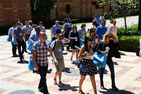 Ucla Visit Mba by Don T Just Visit Get The Cus Experience Mba