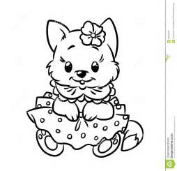kitten coloring page kitten coloring pages free large images