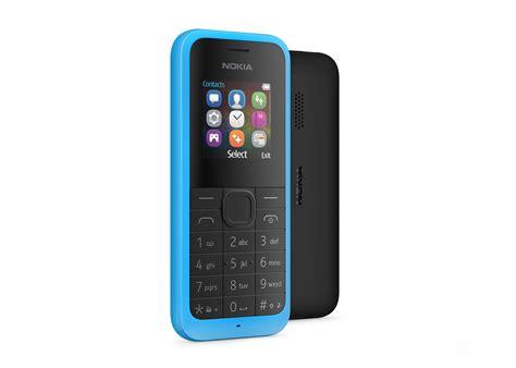 Silicon Nokia 215223 163 13 nokia 105 gets louder audio and dual sim variant