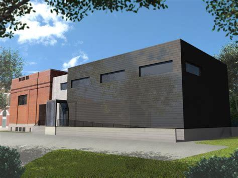 How To Decorate Home Theater Room minimalist elegant concrete block homes ideas