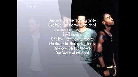 blue one blue one lyrics